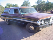 1964 4 door wagon